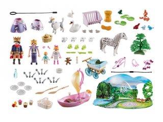Királyi piknik a parkban, Playmobil Adventi naptár