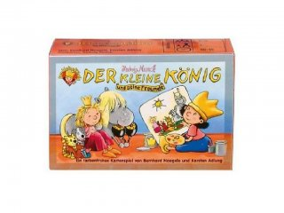 Kis királyfi és barátai (Adlung, gyerek kártyajáték, 3-99 év)