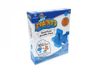 Kockagyár gyurmával dobozban, kék, Mad Mattr, örökmozgó gyurma
