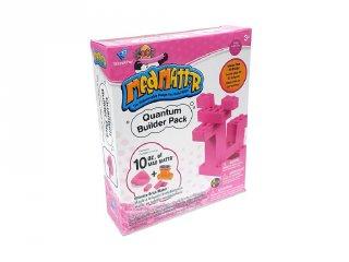 Kockagyár gyurmával dobozban, pink, Mad Mattr, örökmozgó gyurma