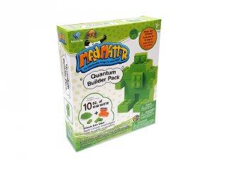 Kockagyár gyurmával dobozban, zöld, Mad Mattr, örökmozgó gyurma