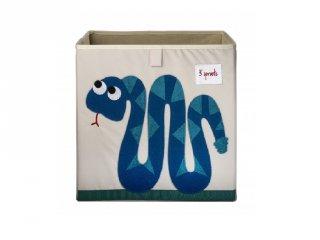 Kockatároló kígyó, gyerekszoba kiegészítő (3SPR)