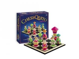 Kokeshi sakk (Sentosphere, kétszemélyes stratégiai játék, 5-99 év)