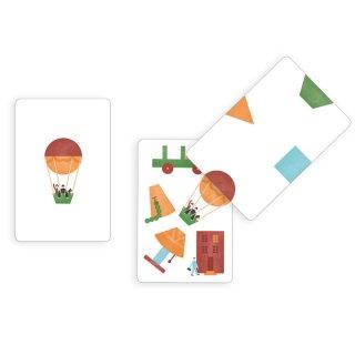 Kotakote, Djeco stratégiai kártyajáték - 5148 (6-99 év)