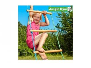 Kötéllétra, Jungle Gym Rope Ladder (mozgásfejlesztő játék, kerti játék, 3-12 év)