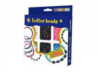 Kreatív szett, neon betűk (Playbox, kreatív játék, 5-8 év)