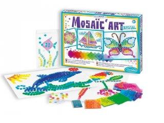 Kristály mozaik készlet (SentoSphére, kreatív készlet, 6-14)