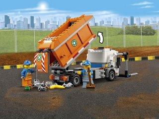 Kukásautó (Lego City, 60118, 248 db-os, 5-12 év)