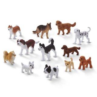 Kutya figurák, Melissa&Doug 12 db-os szerepjáték (3-10 év)