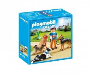 Kutyatréner, Playmobil szerepjáték (9279, 4-10 év)