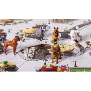 Kutyavilág, Keller & Mayer családi társasjáték (6-12 év)