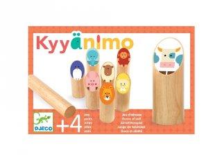 Kyyanimo, Djeco ügyességi Mölkky fajáték - 2040 (4-10 év)