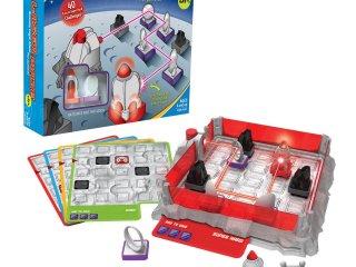 Laser maze Junior (Thinkfun, egyszemélyes logikai játék, 6-99 év)