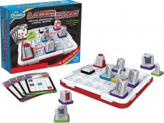 Laser maze (Thinkfun, 31068, egyszemélyes logikai játék, 8-99 év)