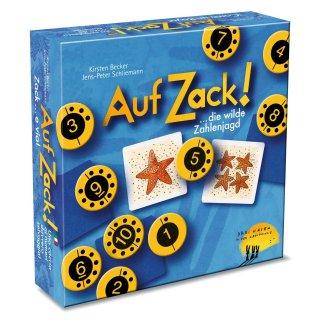 Légy éber! (Drei Hasen, Auf Zack, gyors-számolós memória játék, 6-99 év)