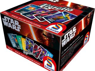 Ligretto, Star Wars (Schmidt spiele, logikai társasjáték, 8-99 év)