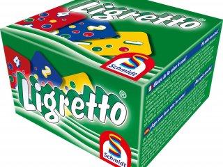 Ligretto, zöld (Schmidt spiele, gyorsasági kártyajáték, 8-99 év)