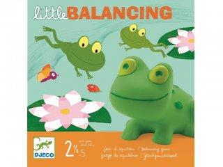 Little balancing (Djeco, 8554, ügyességi társasjáték, 2-5 év)