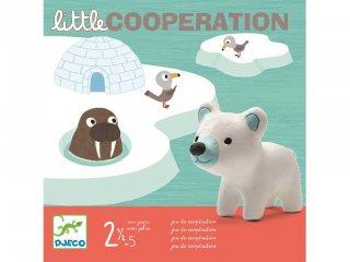 Little Cooperation (Djeco, 8555, kooperatív társasjáték, 2-5 év)