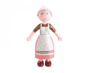 Little Friends baba, Nagymama (Haba, 302009, szerepjáték, 3-9 év)