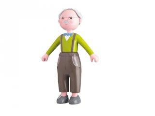 Little Friends baba, Nagypapa (Haba, 302008, szerepjáték, 3-9 év)