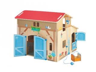 Little Friends, Farm (Haba, 303002, farmos szerepjáték, 3-9 év)