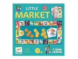Little market Pici-piac, Djeco vásárlós társasjáték - 8533 (5-10 év)