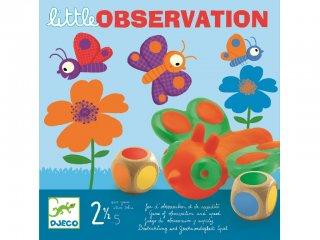 Little observation (Djeco, 8551, memóriafejlesztő társasjáték, 2-5 év)