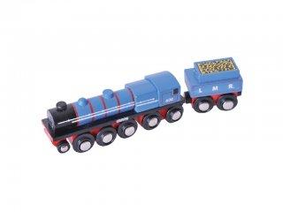 LMR Gordon mozdony (Bigjigs, vonatos játék, 3-10)