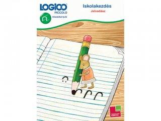 LOGICO Piccolo, Iskolakezdés: Jelvadász (3304, diszlexia megelőző feladatok, egyszemélyes, vizuális, fejlesztő játék, 5-8 év)