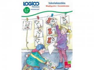 LOGICO Piccolo, Iskolakezdés: Megfigyelés-Gondolkodás (3301, egyszemélyes, logikai, fejlesztő, 5-8 év)