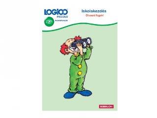 LOGICO Piccolo, Iskolakezdés: Olvasni fogok! (5492, fejlesztő feladatlapok 5-8 év)