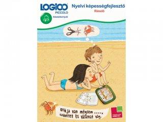 LOGICO Piccolo, Nyelvi képességfejlesztő: Rímelő (3309, egyszemélyes, logikai játék, 5-8 év)