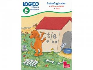 LOGICO Piccolo, Számfogócska: A 100-as számkör 1. rész (3478, egyszemélyes, matematikai, fejlesztő játék, 5-8 év)