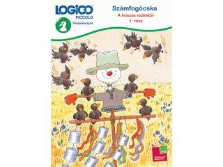 LOGICO Piccolo, Számfogócska: A húszas számkör 1. (3474, egyszemélyes, logikai, fejlesztő játék, 5-8 év)
