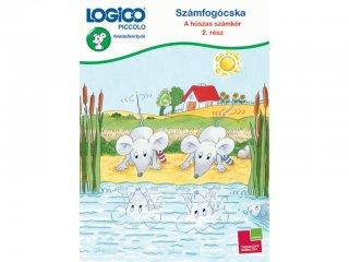 LOGICO Piccolo, Számfogócska: A húszas számkör 2. (3475, egyszemélyes, matematikai, fejlesztő játék, 5-8 év)