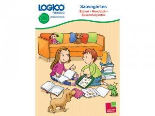 LOGICO Piccolo, Szövegértés: Mondatok, szavak, beszédhelyzetek (5405, egyszemélyes, szövegértési gyakorló, 5-8 év)