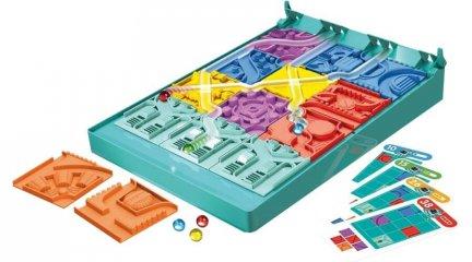 Logiquest ZipCity, egyszemélyes logikai játék (8-99 év)