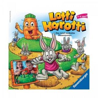 Lotti Karotti, Tréfás Répák (családi társasjáték, 4-8 év)