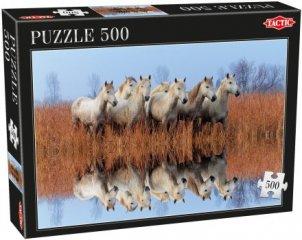 Lovak, 500 db-os puzzle (Tactic, 53340, puzzle 500 db, 6-99 év)