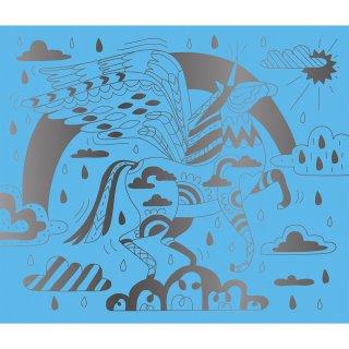 Lovak és unikornisok karckép készítő, Janod kreatív szett (7895, 6-12 év)