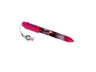 Lovas 6 színű toll, Spiegelburg papír írószer (12969)