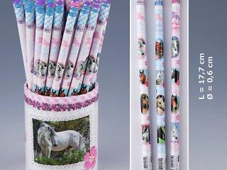 Lovas Grafitceruza (Lovas Álmok, Horses Dreams, HB-s ceruza, háromféle borítással, 7-12 év)