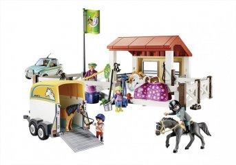 Lovas klub, Playmobil szerepjáték (70325, 4-10 év)