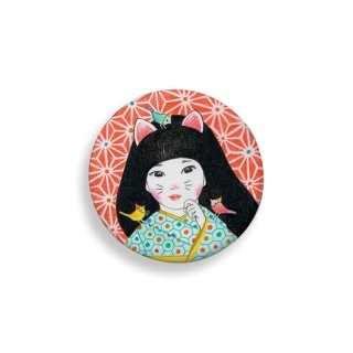 Lovely Badges Djeco kitűzők, Japán - 3853 (5 db)