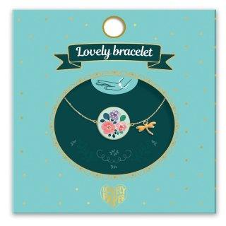 Lovely bracelet Djeco karkötő Flowers - 3834