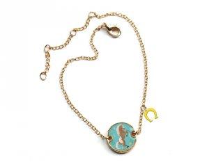Lovely bracelet Djeco karkötő Horse - 3835