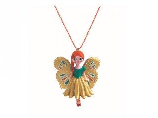 Lovely Charmes Djeco nyaklánc pillangós medállal - 3805