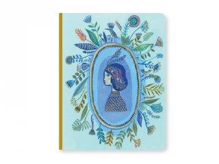 Lovely Paper 1 db A/5 jegyzetfüzet Aurelia, Djeco papír-írószer - 3559