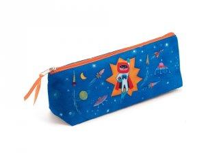 Lovely Paper űrhajós tolltartó (Djeco, 3513)